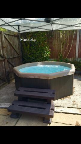 Muskoka Hot Tub
