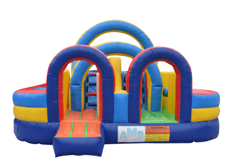 Childrens Obstacle course
