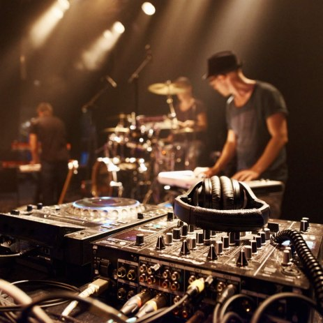 Hire Bands and DJs