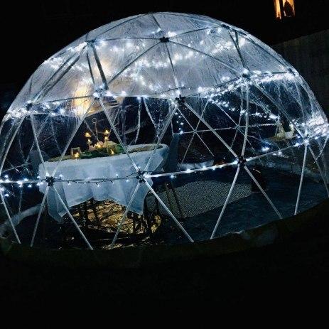 Igloo Dome Hire